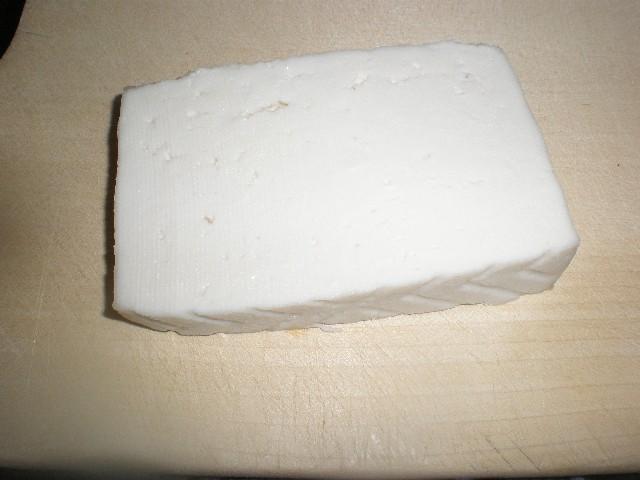 Queso de cabra fresco - Queso con frambuesas