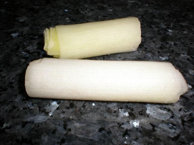 Puerro - ▷ Crema de espárragos ☕ 