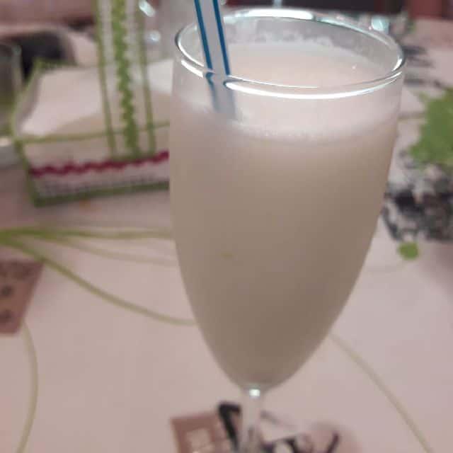 Sorbete de limón estilo Beatriz