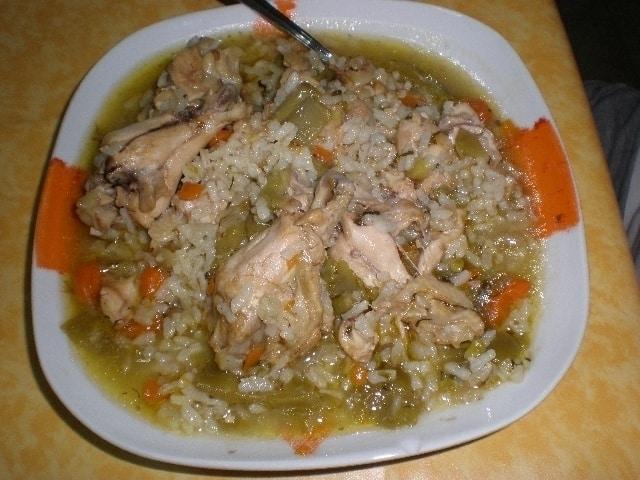 4ccbd8f9cf85039af7a26ff5d030e033 - ▷ Arroz con pollo y verduras 🍲