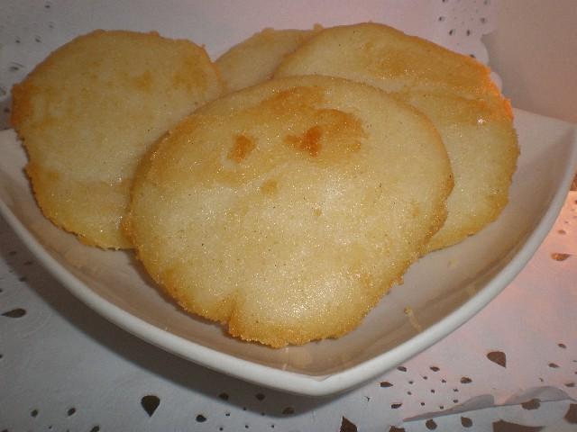 Arepas fritas - ▷ Arepas de cerdo y setas 🌮