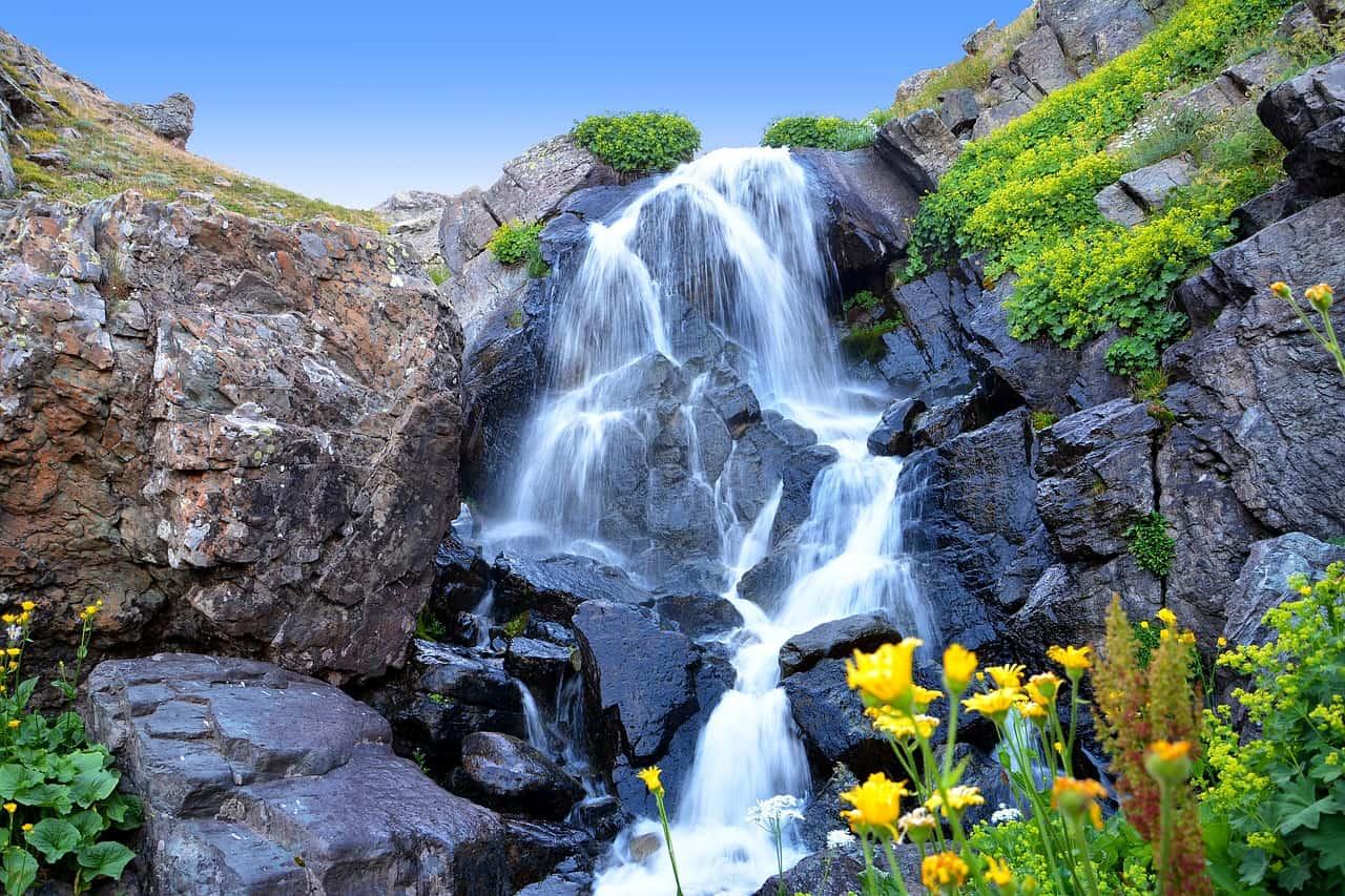 La vida es como un río