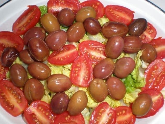 43bbe23868902043e2660941f5e60894 - Ensalada, de cherrys de pera