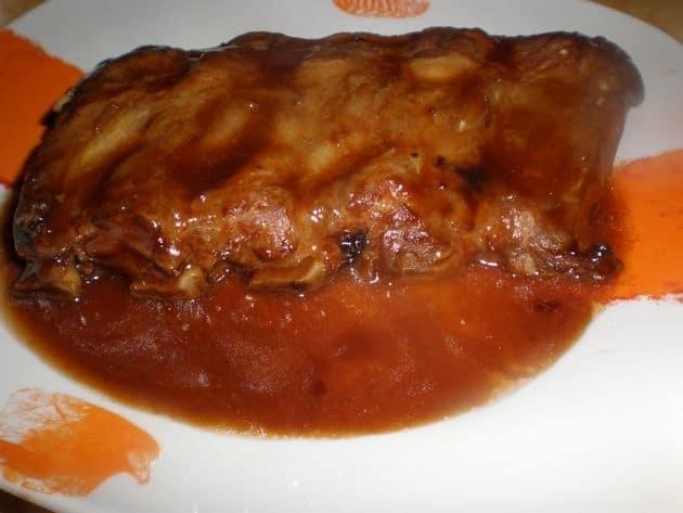 d985bd01090113d5c682cff917f71c98 - Costillar, en falsa salsa americana