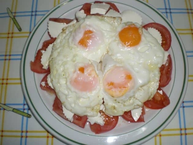 db4fc567ca6f38f6ec00bf19dfb7c044 - ▷ Huevos fritos con sorpresa 🥚 🍅 🍞