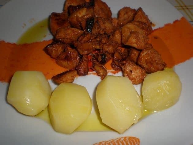 0d77511af28edff9982f6b0b2eb7aca3 - ▷ Daditos de pollo en adobo de pimentón choricero 🐓 😋