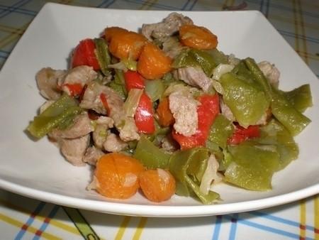 875b9c501fe72ef7127348b31b9df979 - Cerdo en wok con verduras