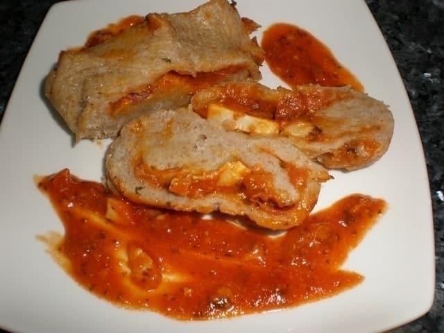 54f5be3ea3d707845e48b51427471fd9 - Pasta ñoquis rellena de salsa Susi