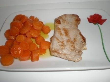 9bb0829a333b5390f3f06935811f1da4 - Lomos de cerdo con zanahorias