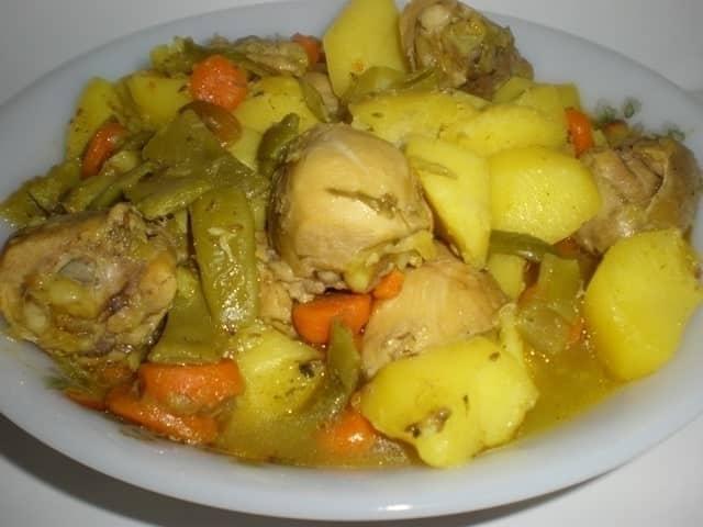 12b4a0ebdb2ebd7c2749eeab3df12810 - ▷ Muslos de pollo estofados en hierbas machacadas 🍗 🍲 🍀