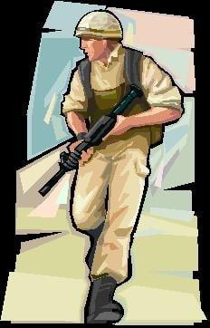 fbe2e35f95ea5c79210d03e49f2b80a6 - ▷ El soldado ✍