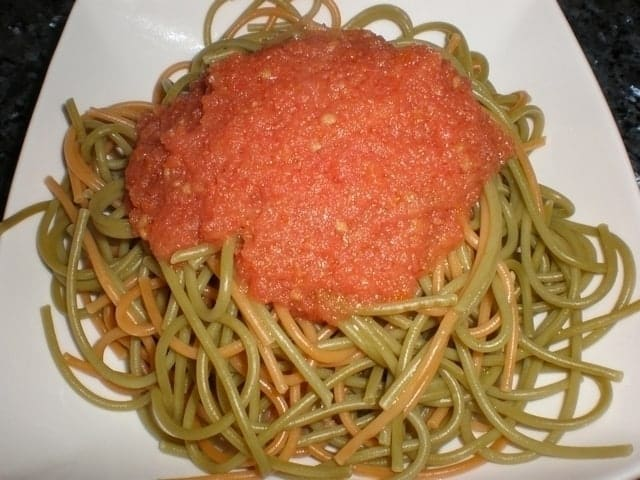 419462039e6c0e52c639a94a4db17847 - Espaguetis a lo pobre