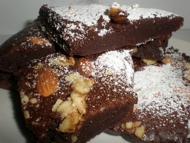 24da9ff4342a3a894f3094d672e8dd18 - Brownies de Chocolate Delicia Artesana
