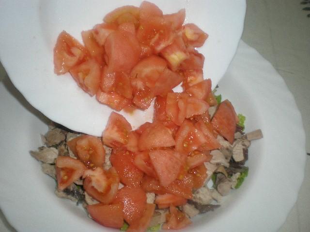 Meter tomate - Tres pastas integrales con pollo a la brasa