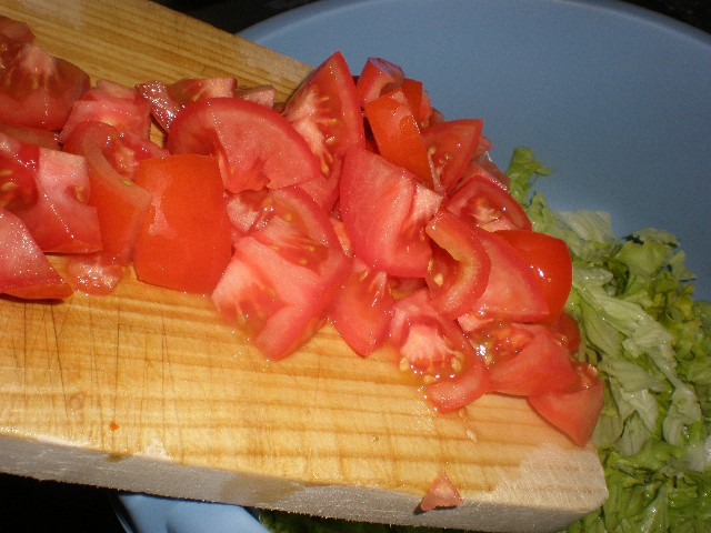 Meter tomates