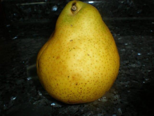 Pera - Ensalada de pera limonera