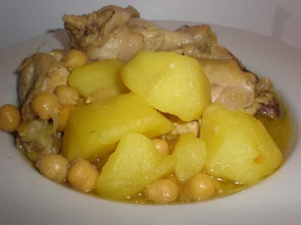 f62a17f794a03b17a2684f0886667d26 - ▷ Vianda de pollo con papas y garbanzos 🍲 🐓 🥔