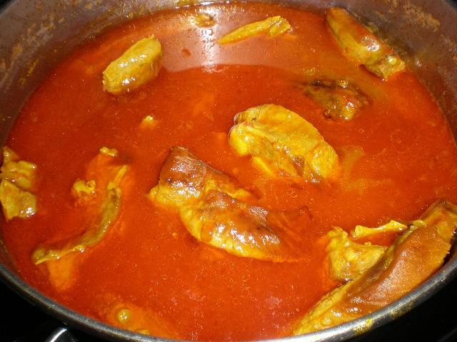 Costillas en salsa de sofrito 1