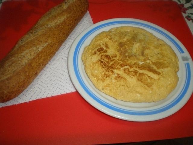 Tortilla Timanfaya