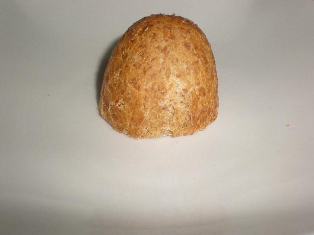 Pan en plato