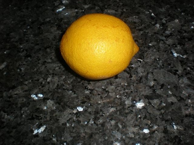 Limón - ▷Mayonesa al limón ?