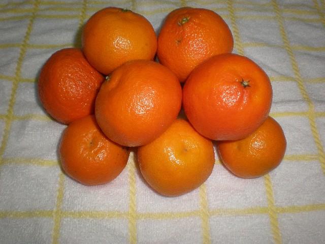 Mandarinas - ▷ Corona de gelatina de mandarinas ?