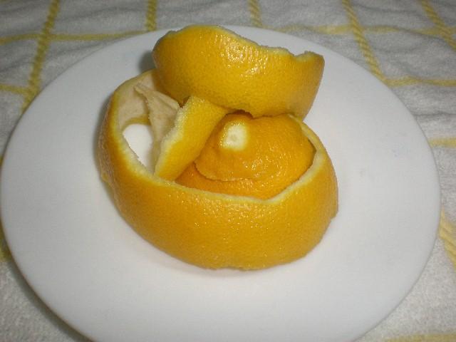 Piel del limón