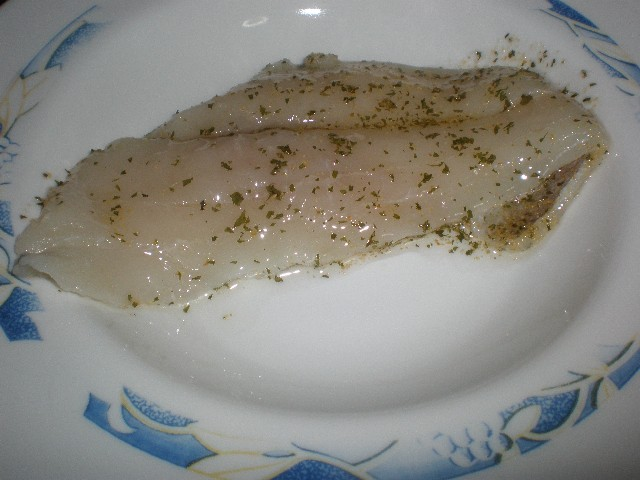 Filetes de pez unicornio