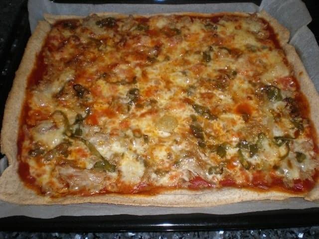 Pizza ovejera