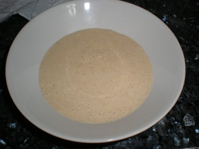 Mezcla - Pollo con curry al horno