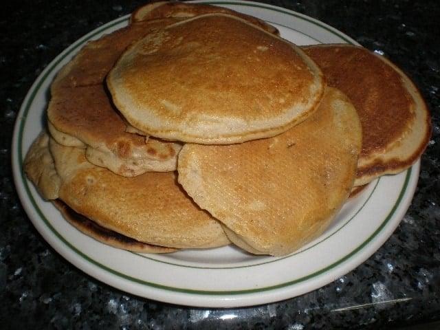 aee6b7eabcfbb7f95c4f7ee66e00ef27 - Tortitas de Mermelada de plátano y papaya con cítricos
