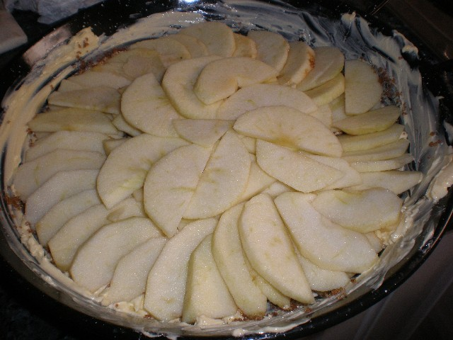 Elaborar la tarta tatín de manzana