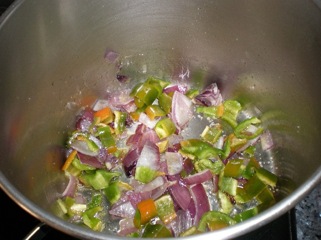 Hacer sofrito