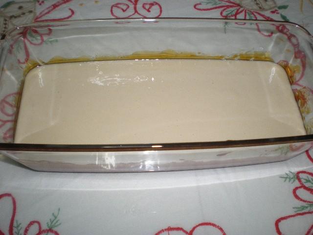 Elaborar la tarta de nata y limón