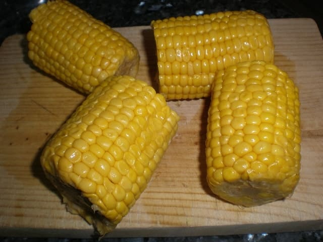 Piñas de maíz