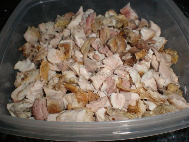 Pechuga a la brasa - Tres pastas integrales con pollo a la brasa