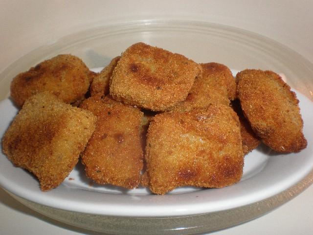 Croquetas de burrito hervido - ▷ Croquetas de burrito hervido 🐟