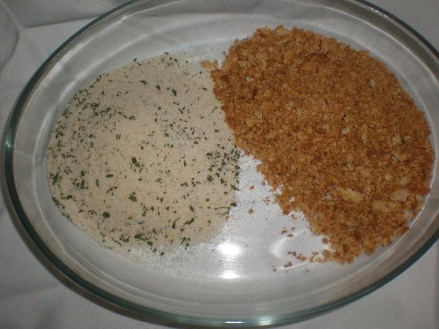 Dos panes rallados - ▷ Croquetas de burrito hervido 🐟
