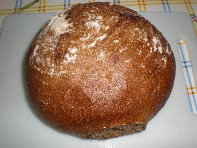 Pan de centeno - ▷ Casquería de cabrito al ajillo 🐐