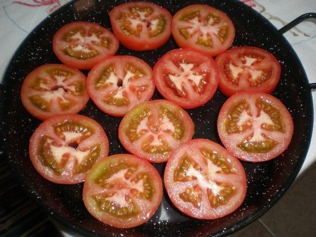 Medios tomates