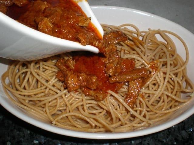 Espaguetis Sagrados