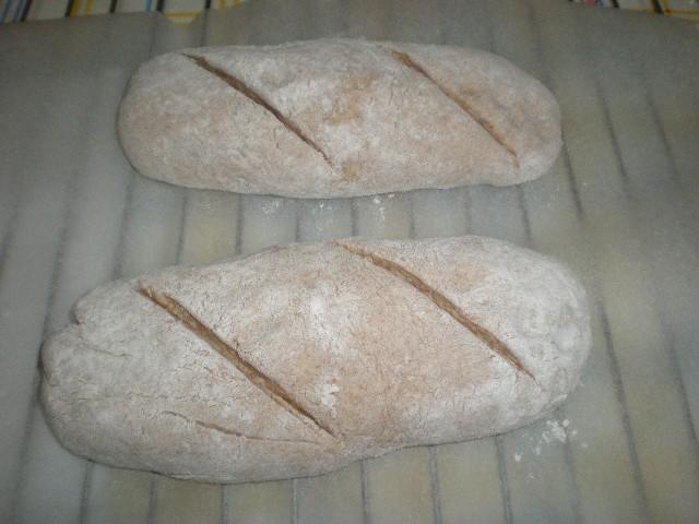 Pan integral con cortes