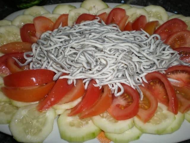 Ensalada apetitosa