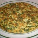 ▷ Tortilla de jaramagos 🥚 🌿