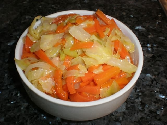 Zanahoria y col