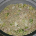 ▷ Ensalada de pollo y arroz 🥗 🐓 🍚
