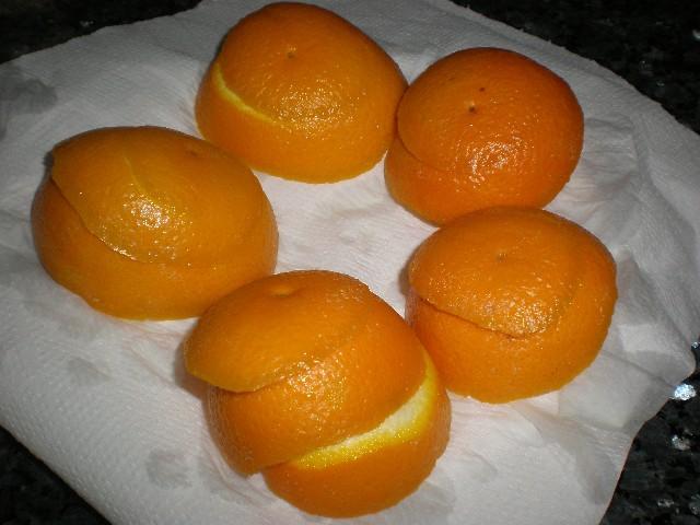 Pieles de naranja