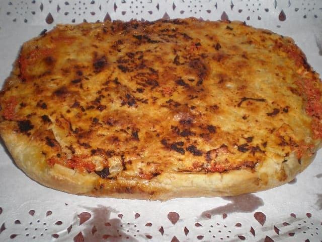 Empanada con costra de tomate 3 - Empanada con costra de tomate