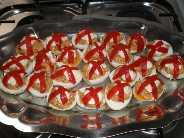 Huevos al estilo Rosi