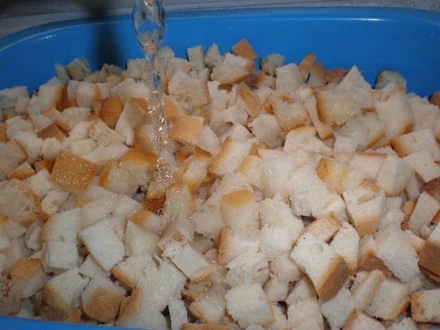 Mojar pan - Migas al estilo Rosy